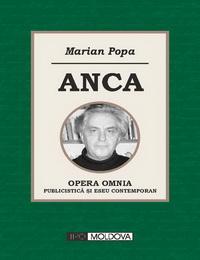 coperta carte anca de marian popa