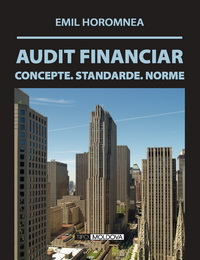 coperta carte audit financiar de emil horomnea
