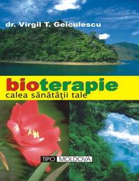 coperta carte bioterapie de virgil geiculescu