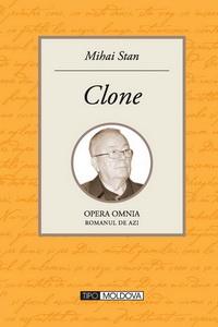 coperta carte clone de mihai stan