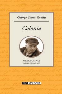 coperta carte colonia de george toma veseliu