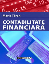 coperta carte contabilitate financiara de maria taran