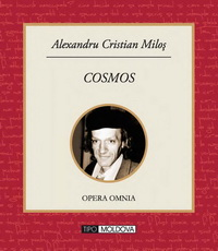 coperta carte cosmos de alexandru cristian milos