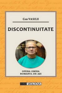 coperta carte discontinuitate de geo vasile