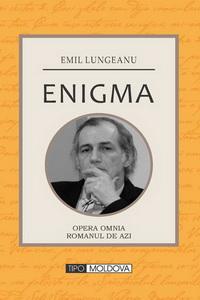 coperta carte enigma de emil lungeanu