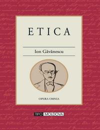 coperta carte etica de ion gavanescu