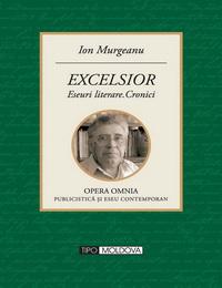 coperta carte excelsior de ion murgeanu