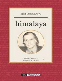 coperta carte himalaya de emil lungeanu