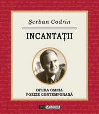 coperta carte incantatii de serban codrin