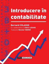 coperta carte introducere in contabilitate de bernard colasse