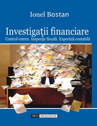 coperta carte investigatii financiare de ionel bostan
