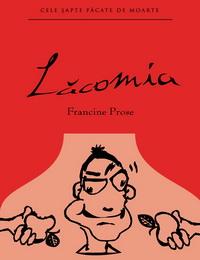 coperta carte cele sapte pacate de moarte - lacomia de francine prose