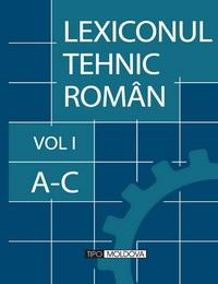 coperta carte lexiconul tehnic roman 8 volume de -