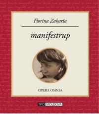 coperta carte manifestrup de florina zaharia