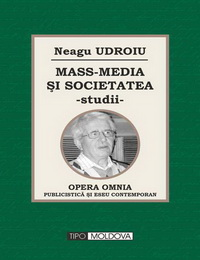 coperta carte mass-media si societatea de neagu udroiu