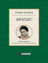 coperta carte mozaic de claudia voiculescu