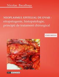 coperta carte neoplamul epitelial de ovar de nicolae bacalbasa