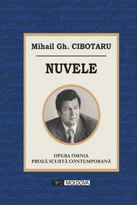coperta carte nuvele de mihail gh. cibotaru