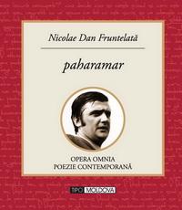 coperta carte paharamar de nicolae dan fruntelata