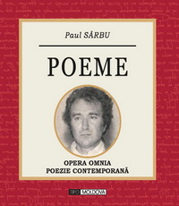 coperta carte poeme de paul sarbu