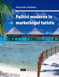 coperta carte politici moderne in marketingul turistic de alexandru nedelea