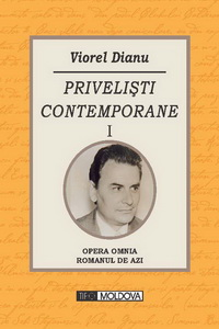coperta carte privelisti contemporane - vol. i de viorel dianu