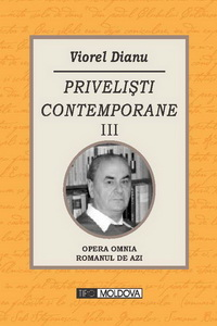 coperta carte privelisti contemporane - vol. iii de viorel dianu
