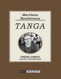 coperta carte tanga de marilena dumitrescu