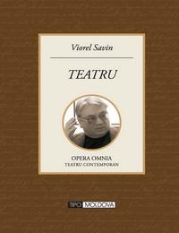 coperta carte teatru de viorel savin