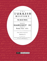 coperta carte the turkish history