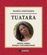 coperta carte tuatara de daniela voiculescu