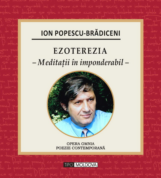 coperta carte ezoterezia de ion popescu-bradiceni