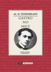 coperta carte gastronomice de al. o. teodoreanu