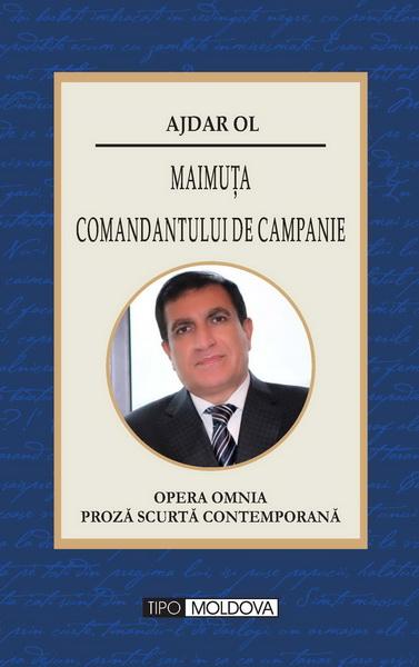 coperta carte maimuta comandantului de campanie de ajdar ol