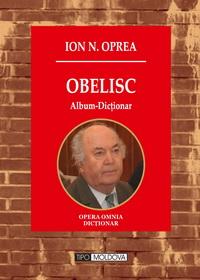 coperta carte obelisc de ion n. oprea