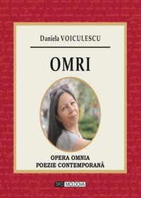 coperta carte omri de daniela voiculescu