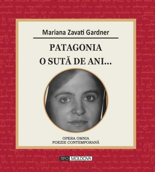 coperta carte patagonia - o suta de ani de mariana zavati gardner