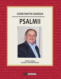 coperta carte psalmii de constantin ghergh