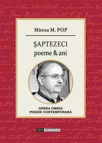 coperta carte saptezeci poeme&ani de mircea m. pop