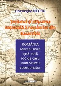 coperta carte tarismul si miscarea nationala a romanilor din basarabia de gheorghe negru